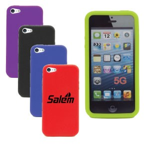 Silicone Shell For iPhone 5 & 5s