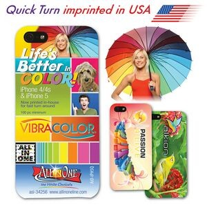 myPhone™ VibraColor® QT Case for iPhone 5 and 5S