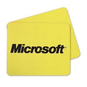 Large Polyester Top Computer Mouse Pad
