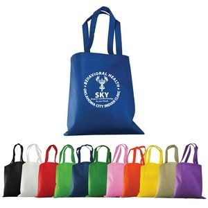 "Non-Woven (15""W x 16""H) Shopping Tote Bags"