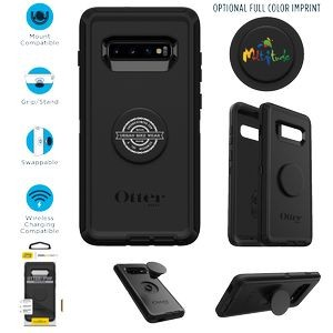 Otter + Pop Defender Series for Galaxy S10+ QS