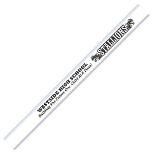 Appaloosa Carpenter Pencil - White