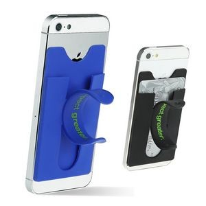 Iposh Smart Phone Wallet with Stand