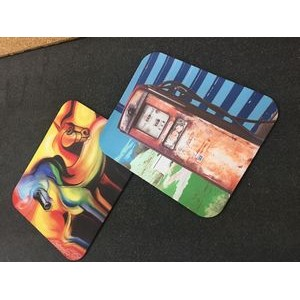"Full Color Mouse Pad 8.5"" x 7"""