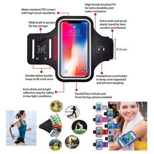 iBank(R) Sports Armband for iPhone XS/Max/XR/7/8/Plus