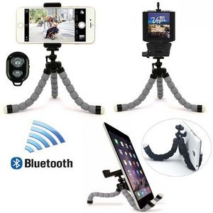 iBank® Universal Tripod + Bluetooth Shutter for Smartphones and Tablets