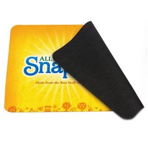 "4-in-1 Micro-Fiber Large Rectangular Mouse Pad/Cleaning Cloth (10.25""x6.3"")"