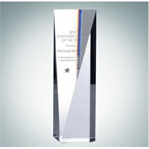 Goldwell Optical Crystal Tower Award (Large)